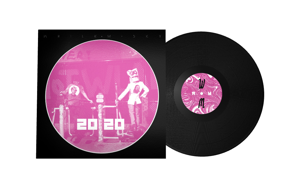 Whilk & Misky - 2020 Vinyl